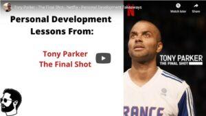 Tony Parker - The Final Shot